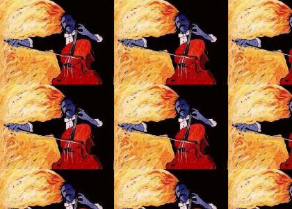 Mellow Bellow Cello Fellow