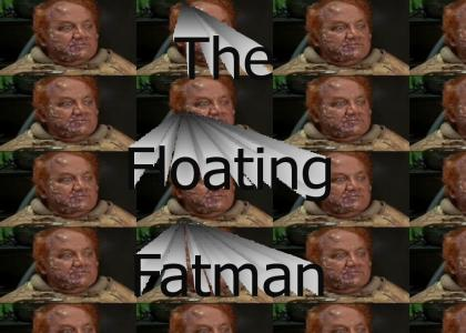 The Floating Fatman (The Baron Harkonnen)