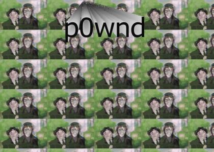 Wonder Twins p0wnd