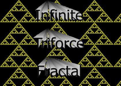 Legend of Zelda: Infinite Triforce