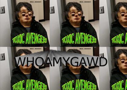 Toxic Avenger LIVES!!11!