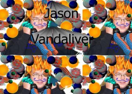 Jason Vandaviver