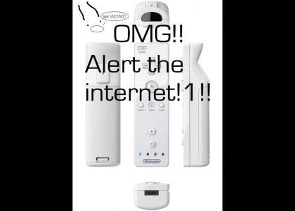 OMG Alert The Internet!