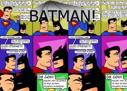 Epic Batman Maneuver!!!111
