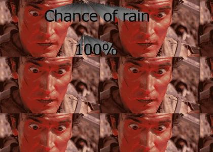 Red Rain!