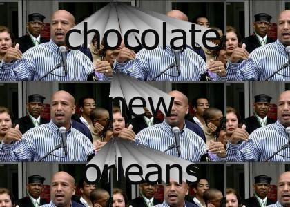 Chocolate New Orleans