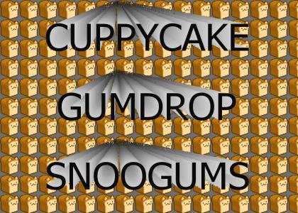 CUPPYCAKE GUMDROPS