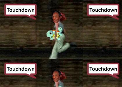 Cosby Touchdown