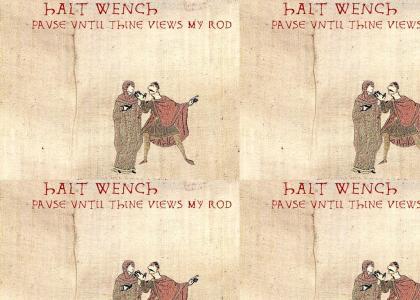 Medieval whisper song