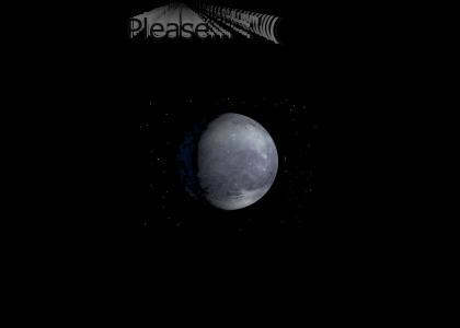 Pluto's last request...