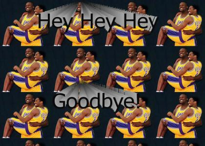 Bye Bye Lakers