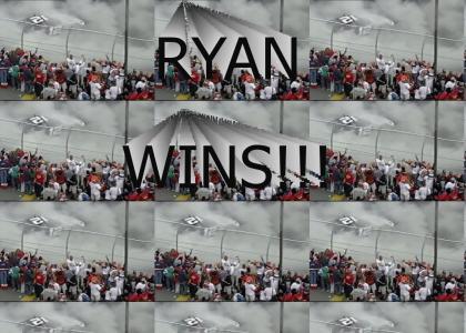 Ryan Newman WINS!