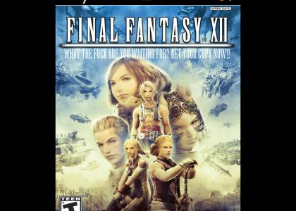 Countdown to Final Fantasy XII, it's finally here!!!