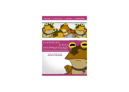 Everybody Loves Hypnotoad Season 8 on DVD