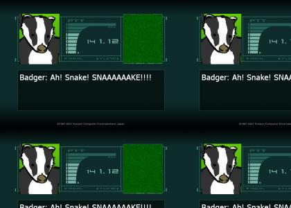 Metal Gear Badger