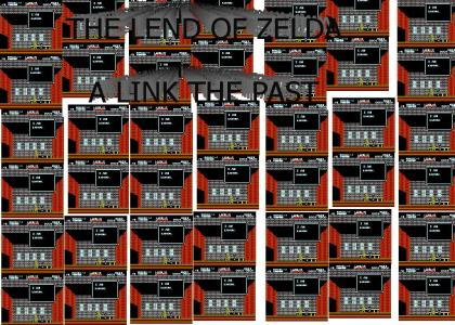 Zelda: A Link To The Khan (Snes 16-bit zelda link funny lol videogames khan picard ytmnd humor connery)