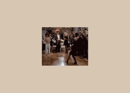 Elaine Dances to Smooth Jazz