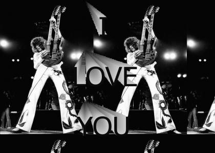 i love you jimmy page
