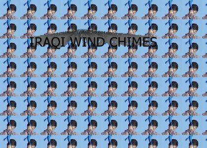 Iraqi wind chimes
