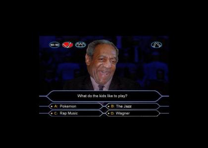 Cosby on Millionaire