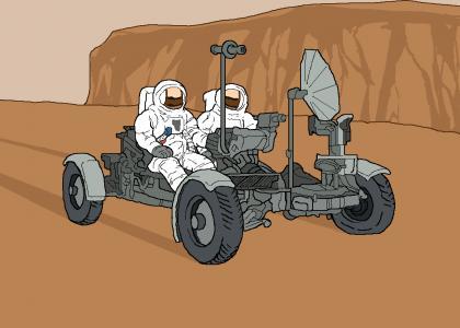 Life on Mars pt.3