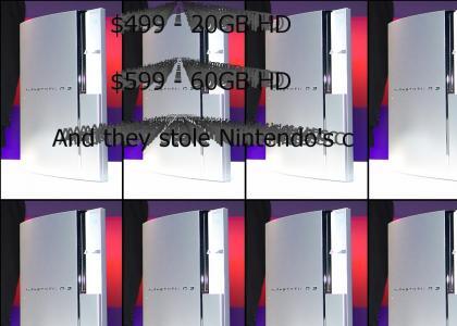 PS3 Price Fails