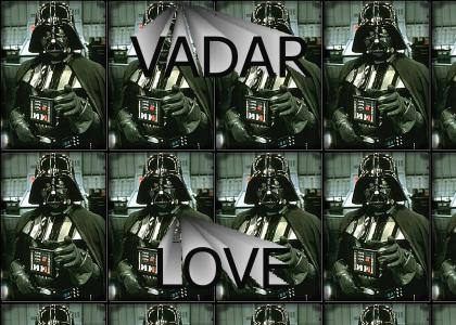 Vader Sings Vadar (radar) Love