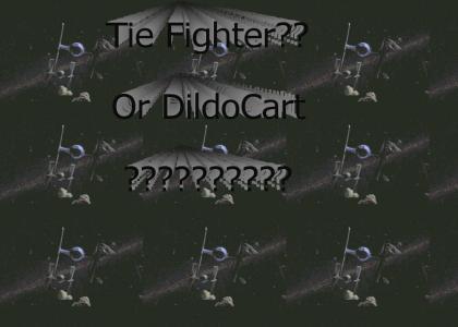 Tie Fighter!!!!!!!!?????