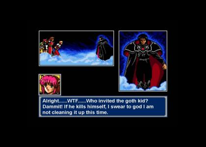 Phantasy Star 4:Party Foul (update)