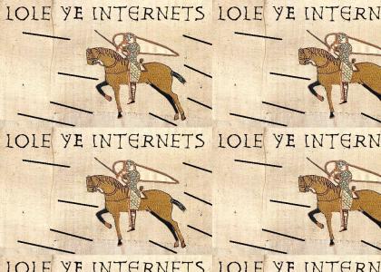 Medieval lol internet