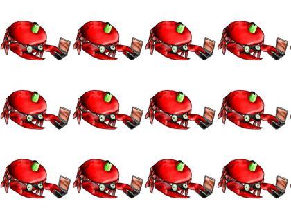Crab Alien is BACK!