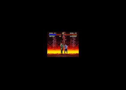Mortal Kombat Animality