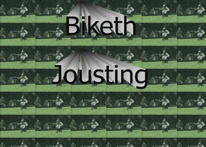 Epic Jousting manuver
