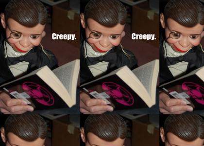 ventriloquist dolls are creepy