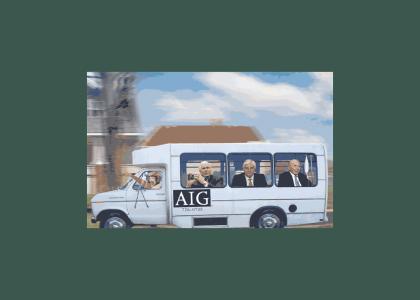 AIG Detroit Tour 09