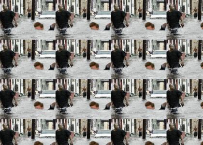 Conan is...DROWNING!!! (Katrina Style)