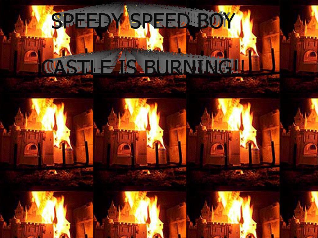 castleburning