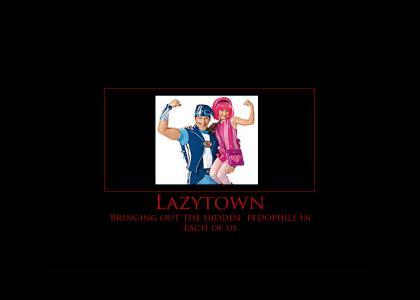 Lesson #69: Lazytown