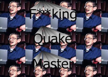Stephen Hawking is a...