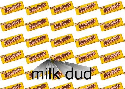 MILK DUD (sound fixed, better quality)