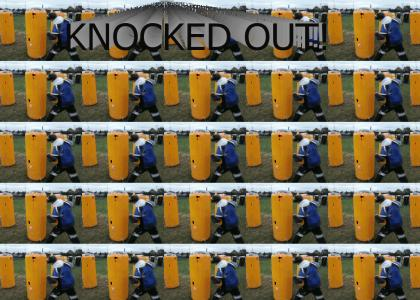 paintball knock out