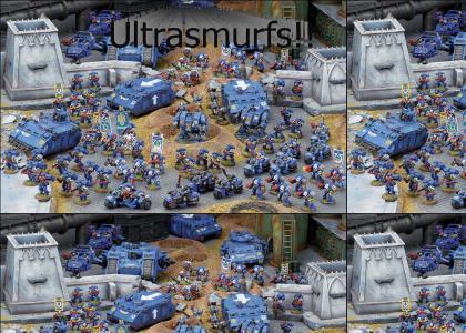 Warhammer 40k - Ultramarines