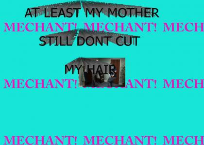 MECHANT! Who are you call sad?