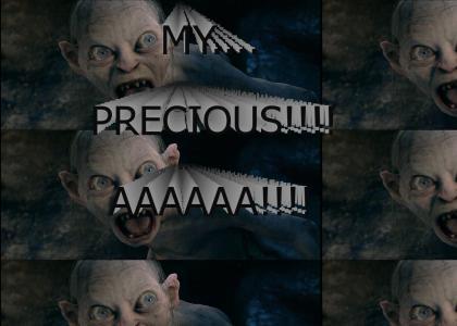 Gollum - My Precious!