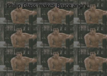 Bruce Lee will nunchuck you to death!