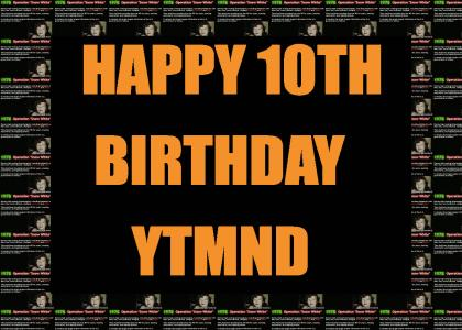 Happy Birthday YTMND