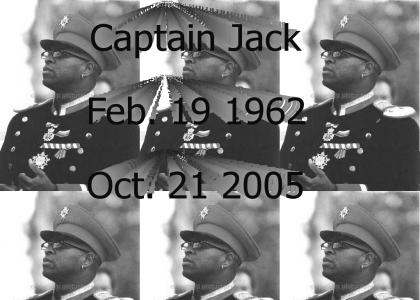 In Memory of Captain Jack