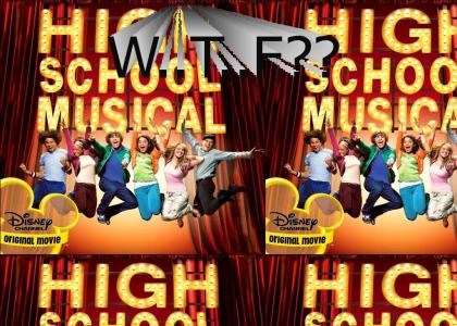 high school musical..hahaha