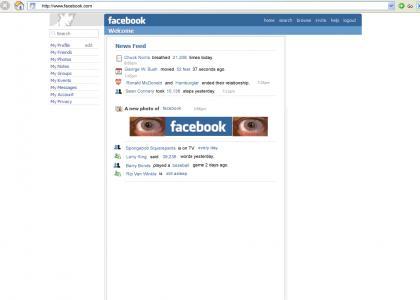 Facebook = StalkerNet