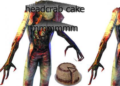 Headcrab Cake *refresh*